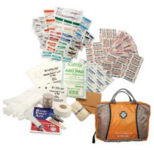 99 piece first aid kit for ghost hunters
