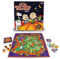 It's The Great Pumpkin Charlie Brown Board Game