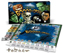 Halloween Monopoly for sale Boooo-Opoly
