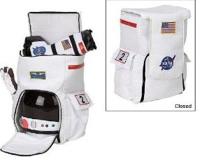 Best Kids Halloween Costume In 2012 Astronaut Back Pack Accessory