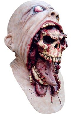 Goriest Halloween Mask of 2012 for sale