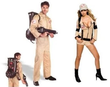 Best Group Halloween Costume Idea of 2013 Ghostbusters