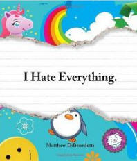 I Hate Everything book gift